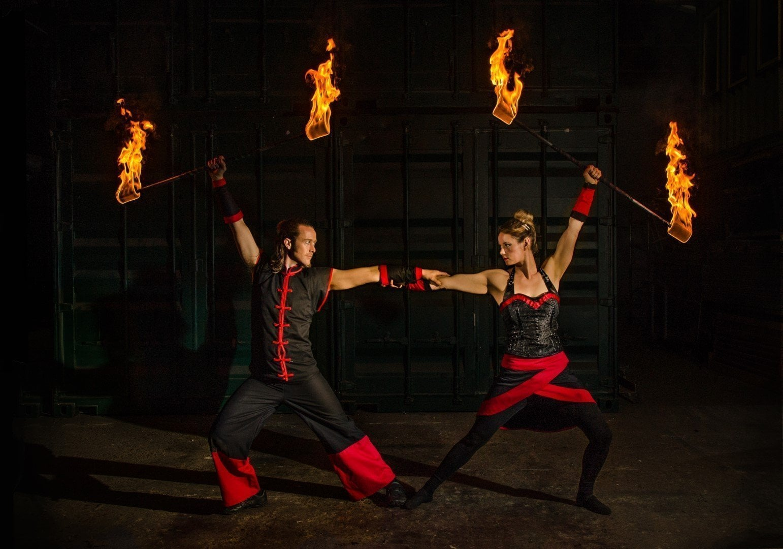 Fire Circus Act