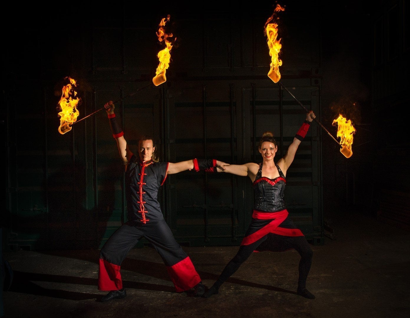 Fire Performance Duet